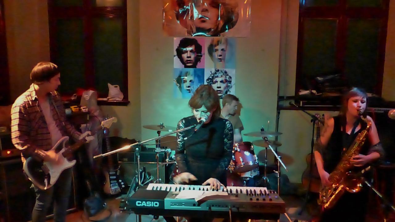 Beck, Tribute Night, Rising Sun Arts Centre