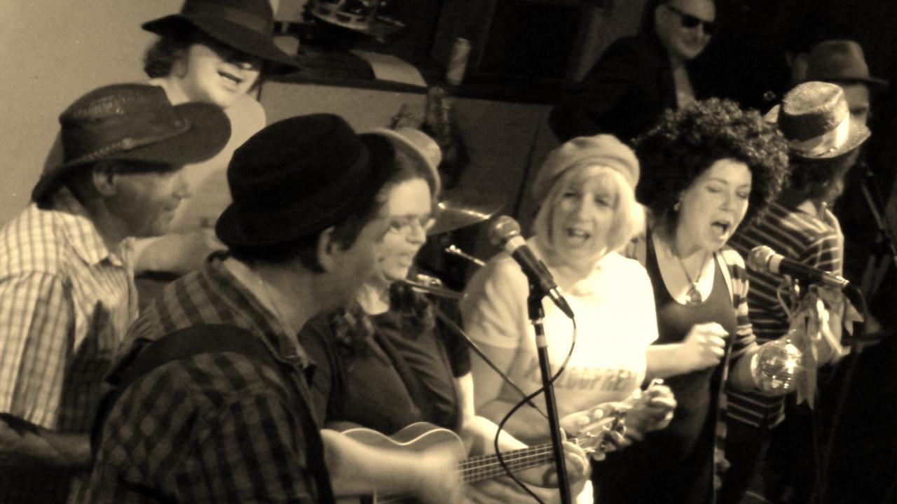 The Kazoopremes, Bee Gees, Tribute Night