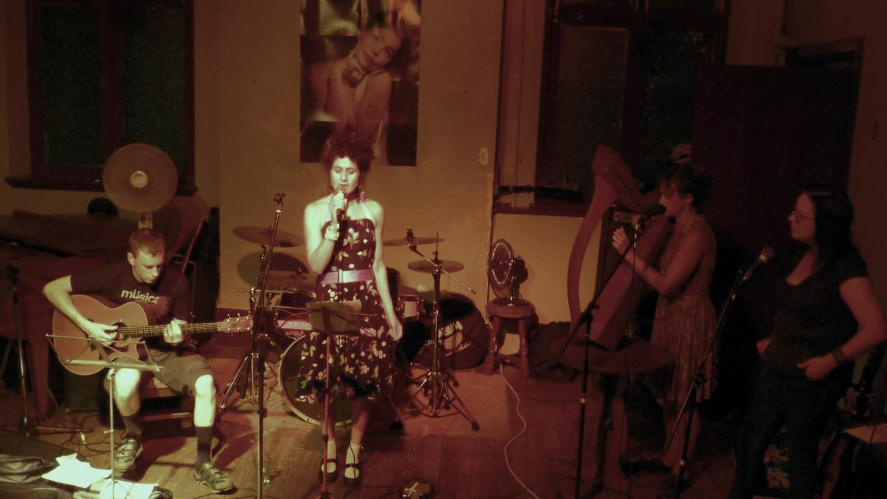 Stuart Clark, Sarah Lucas, Björk, Tribute Night