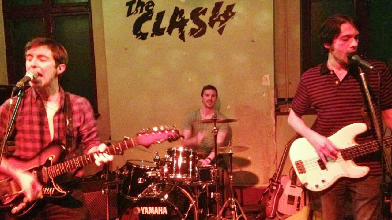 Buildings On Fire, The Clash, Tribute Night