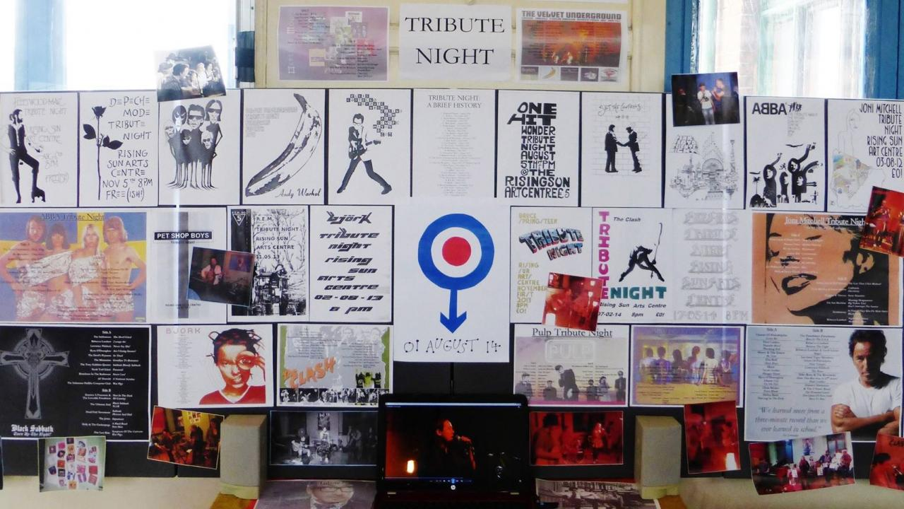 Tribute Night, Rising Sun Arts Centre